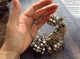 指輪のちょうどいいサイズ